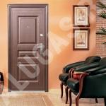 двери металлические утеплённые прайс лист